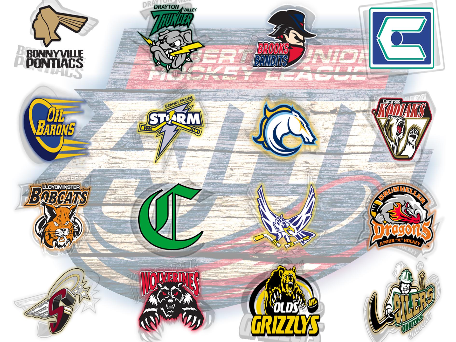AJHL Team of the Week: Nov 6 to 12   Below The Ice